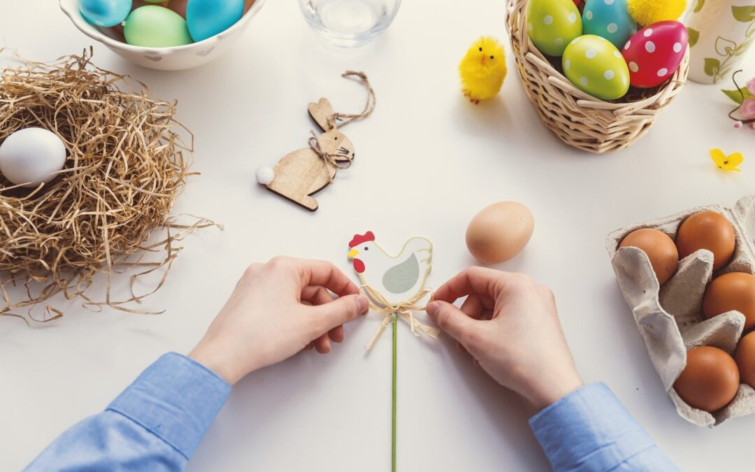 Výtvarná soutěž onejkrásnější velikonoční vajíčko